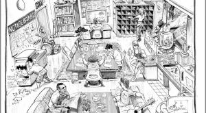 Staffroom